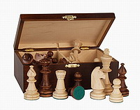 Chess Pieces and Boards
