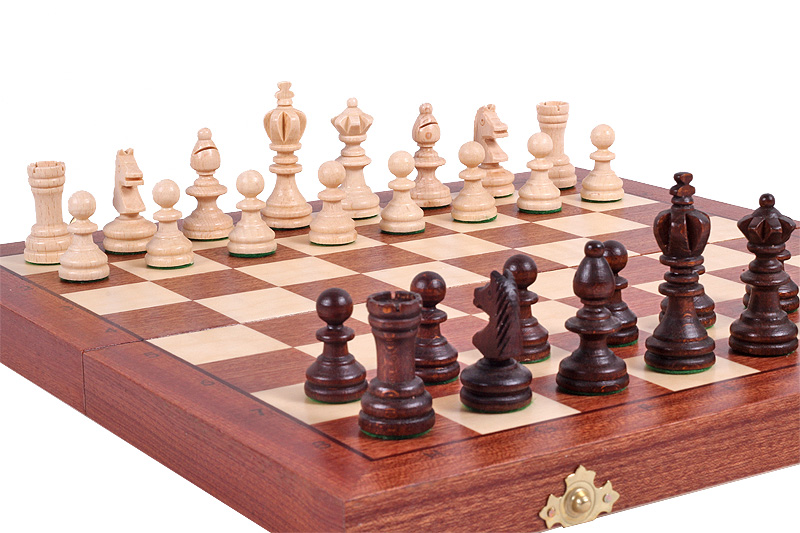 Wooden Chess Sets Wooden Chess Set Gifts Visit