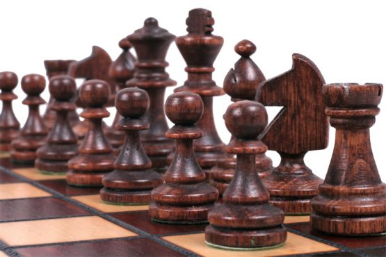 wooden chess sets